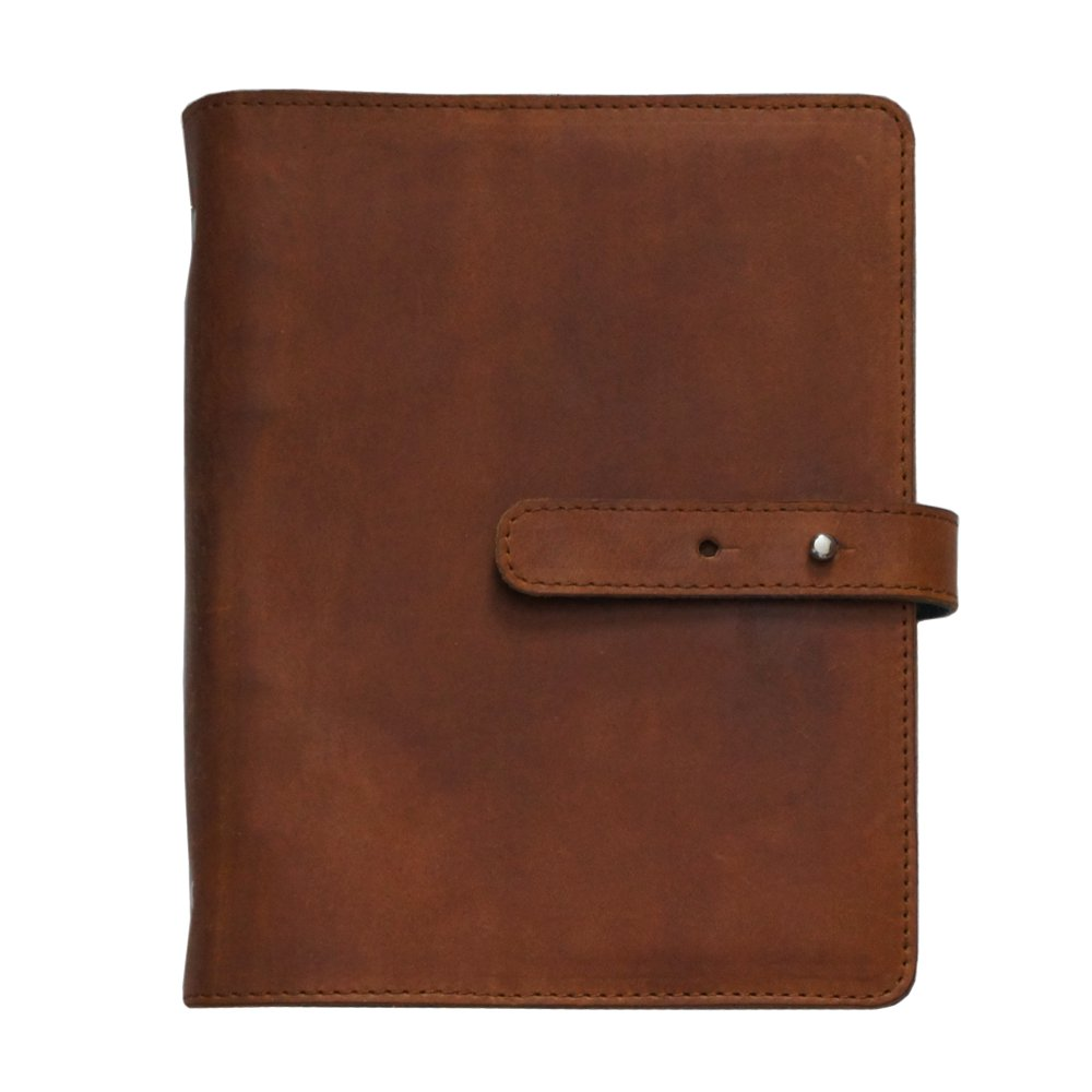 A5 Leather Conference Folder or Personal Organizer