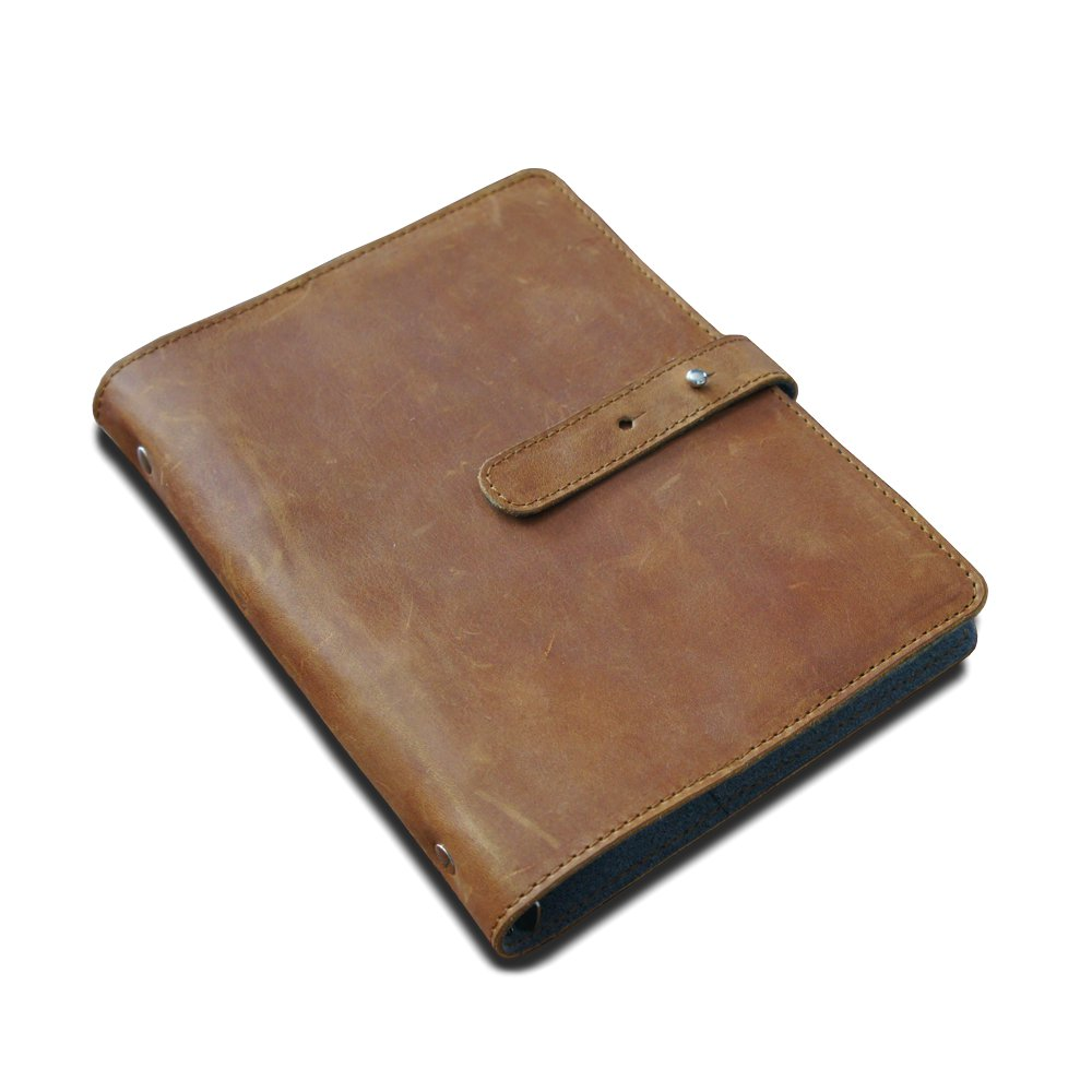 Leather Conference Folder Light Brown Leather For Sale South Africa