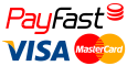 Payfast Secure Online Payment - Pay online with your Mastercard or Visa Card